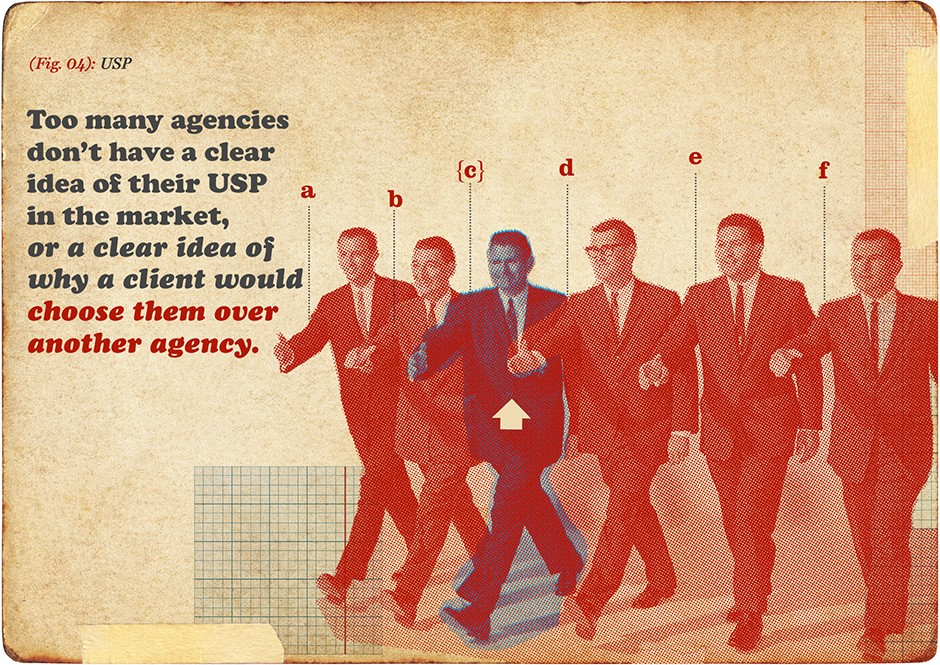 Advertising - Too many agencies don't have a clear idea of their USP